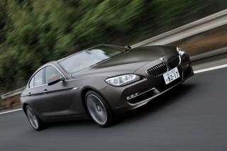 BMW 6シリーズ グランクーペ 走り|ニューモデル試乗