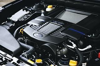 スバル レガシィシリーズ エンジン|ニューモデル試乗