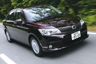 トヨタ カローラアクシオ/フィールダー(1.5L車) 走り|ニューモデル試乗