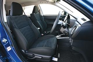 トヨタ カローラアクシオ/フィールダー(1.5L車) フロント|ニューモデル試乗