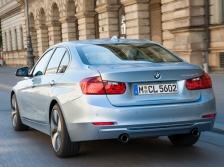 BMW アクティブハイブリッド3 リアスタイル|ニューモデル速報