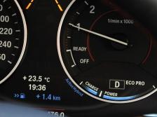 BMW アクティブハイブリッド3 インパネ|ニューモデル速報