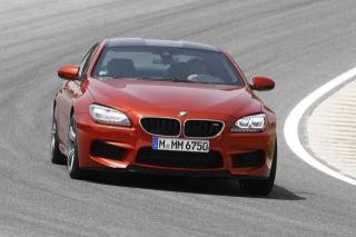 BMW M6クーペ 走り ニューモデル試乗