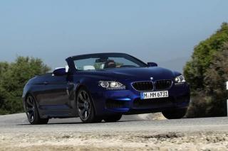 BMW M6カブリオレ 走り ニューモデル試乗