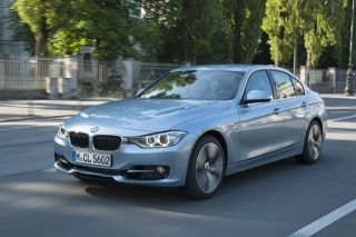 BMW アクティブ ハイブリッド3 走り ニューモデル試乗