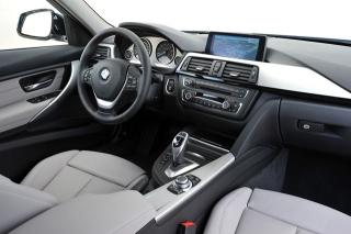BMW アクティブ ハイブリッド3 インパネ ニューモデル試乗
