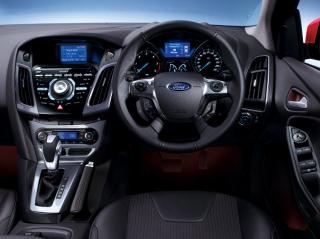 フォード フォーカス インテリア|ニューモデル速報