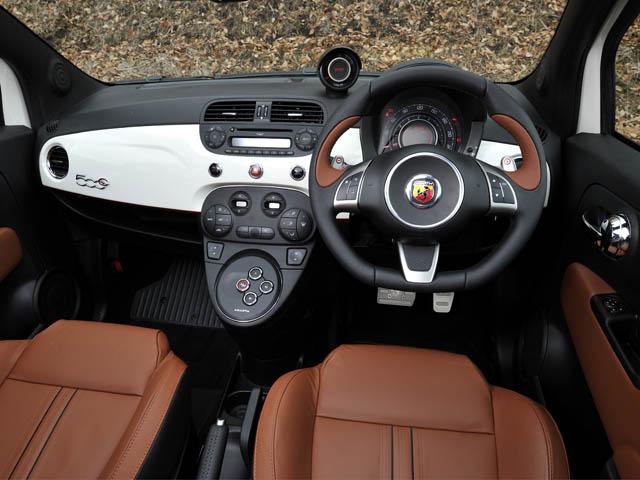 アバルト アバルト 595c マニュアル : carsensor.net