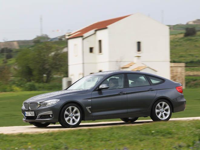 BMW 3シリーズ グランツーリスモ|海外試乗