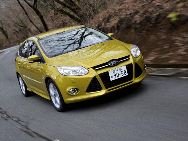 フォード フォーカス|ニューモデル試乗