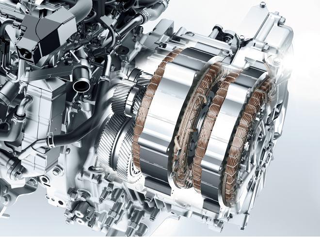 ホンダの新世代2モーターハイブリッドシステム
