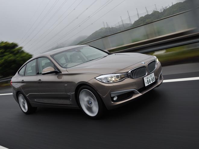 BMW 3シリーズグランツーリスモ|ニューモデル試乗