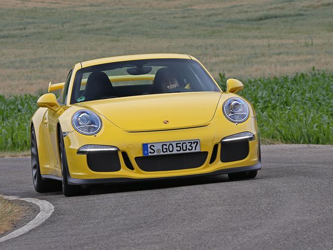 ポルシェ  911GT3|ニューモデル試乗