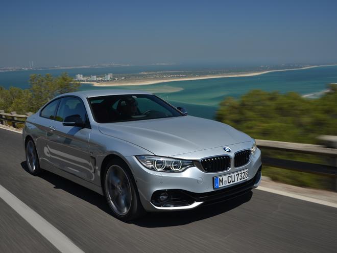 BMW 4シリーズクーぺ|ニューモデル試乗