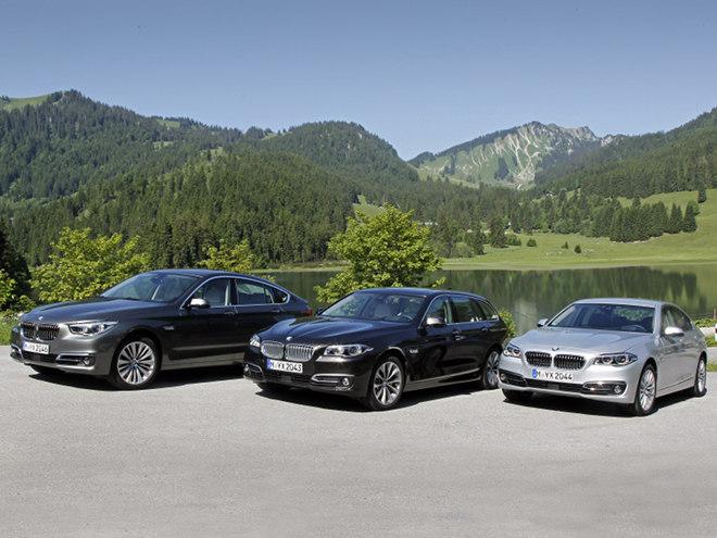 BMW 5シリーズ【マイナーチェンジ】|ニューモデル速報