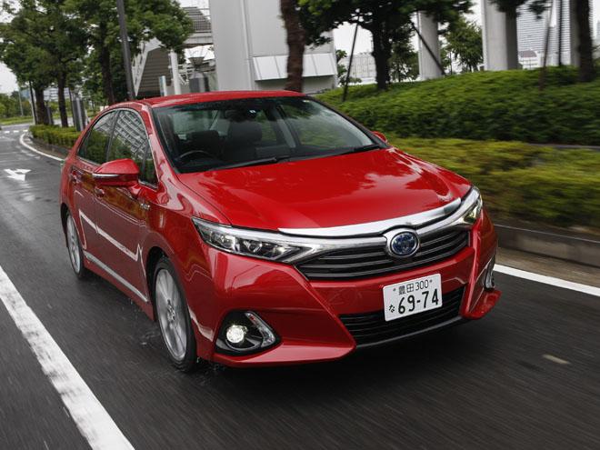 トヨタ SAI|ニューモデル試乗