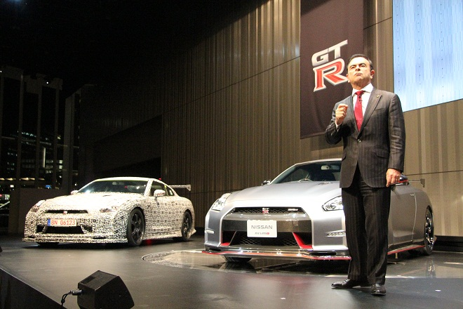 日産 GT-R NISMO【追加モデル】 ニューモデル速報