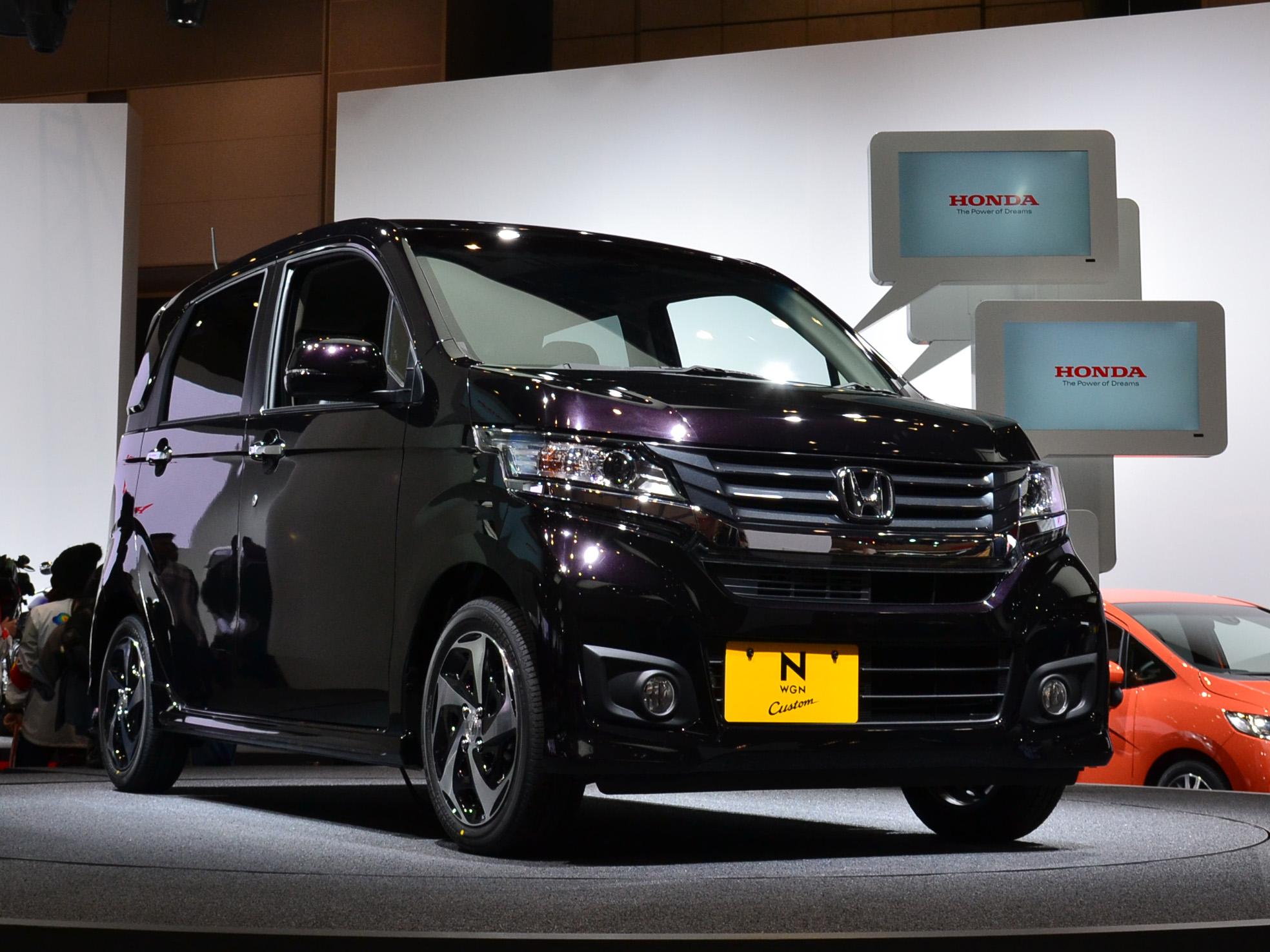 ホンダ N-WGN【新型車】|ニューモデル速報