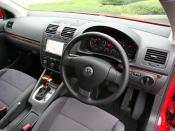 VW ジェッタ インパネ ニューモデル試乗