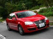 VW ジェッタ 走り ニューモデル試乗