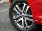 VW ジェッタ アルミホイール ニューモデル試乗