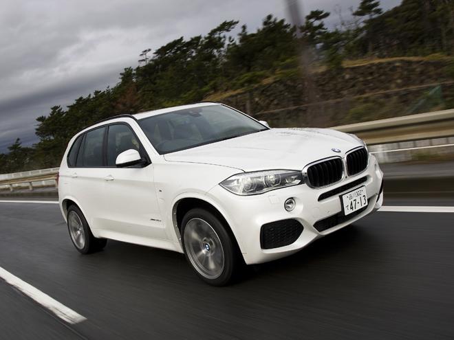 BMW X5|ニューモデル試乗