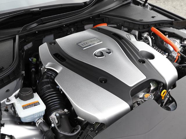 ハイブリッドシステムは日産独自の1モーター2クラッチ方式、インテリジェント デュアル クラッチ コントロールを搭載