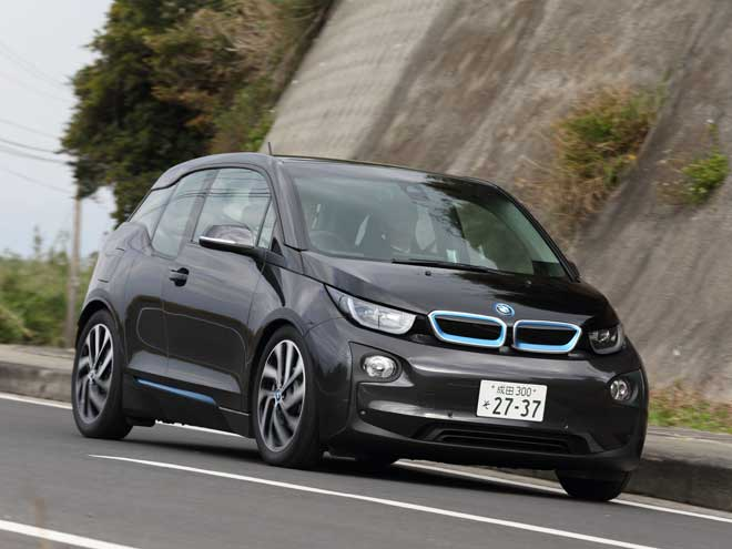 BMW i3 |ニューモデル試乗