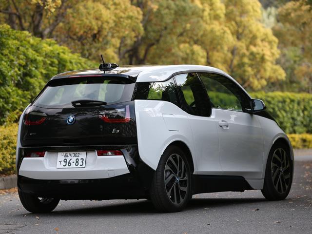 1回の充電で約130~160kmの走行が可能に。ECO PROモードで約180km、ECO PRO+で約200kmまで延ばせる