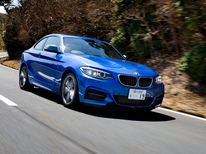BMW 2シリーズ|ニューモデル試乗