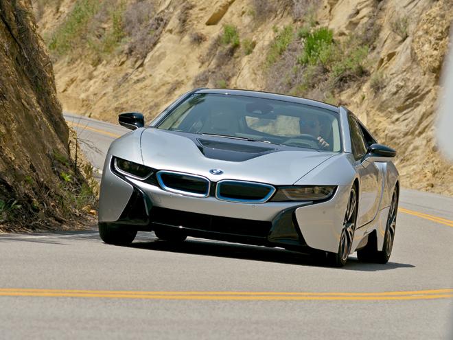BMW i8|海外試乗