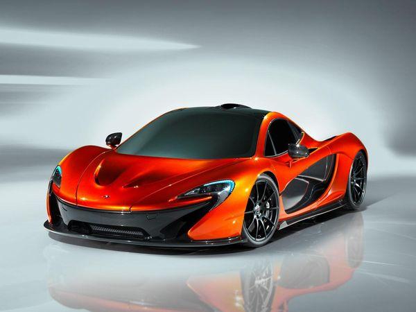 約1億円の車 マクラーレンp1を買いに行ってみた 旬ネタ 日刊カーセンサー