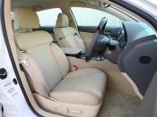 レクサス GS フロントシート|ニューモデル試乗