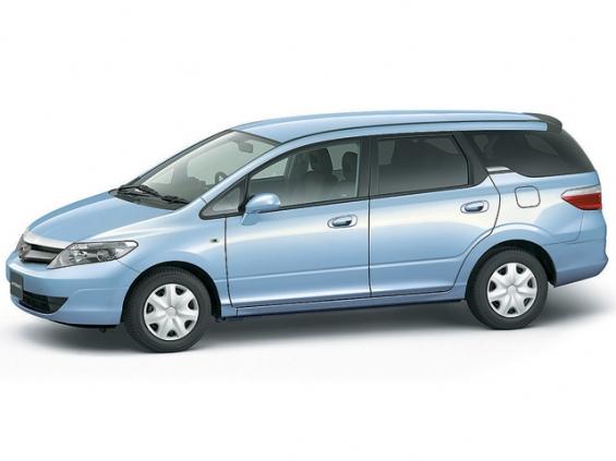 ホンダ エアウェイブ M特別仕様車「HDDナビ エディション」