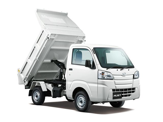 ハイゼット トラック 多目的ダンプ