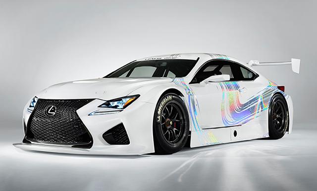 RC F GT3 concept