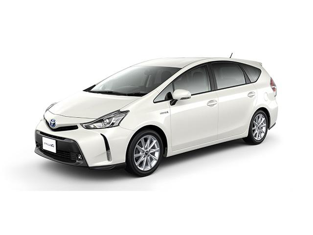 """プリウスα S""""ツーリングセレクション""""(5人乗り)<オプション装着車>"""