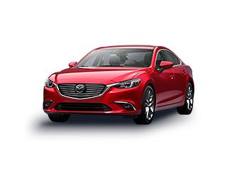 「Mazda6」改良モデル(米国仕様車)