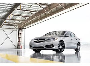 Acura 「ILX」マイナーチェンジモデル