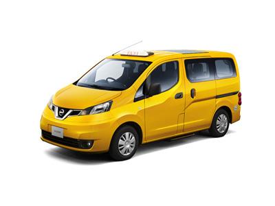 NV200タクシー LPGバイフューエル(パノラミックルーフ仕様)