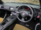 ホンダ S2000 インパネ|ニューモデル試乗