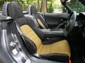 ホンダ S2000 フロントシート|ニューモデル試乗