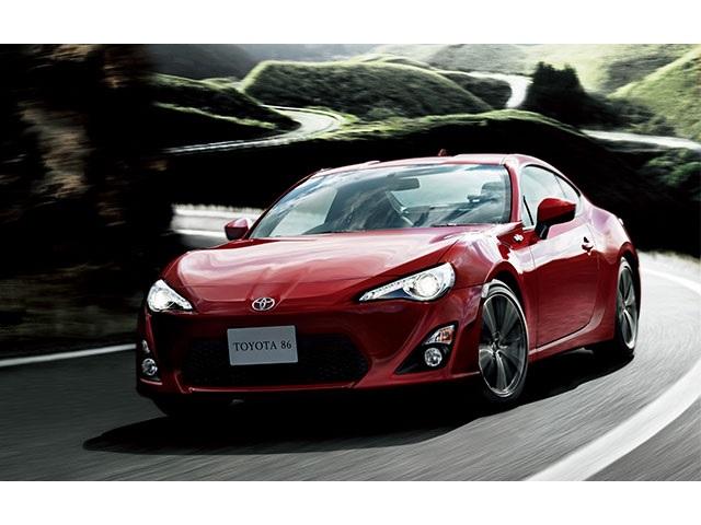 86 GT(6速マニュアル)