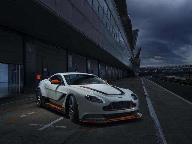Vantage GT3スペシャルエディション