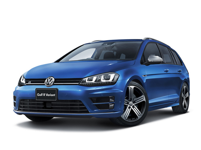 Golf R Variant LaunchEdition