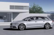 新型 AudiA6