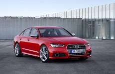 新型 Audi S6