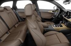 新型 Audi 内装