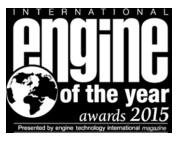 インターナショナル・エンジン・オブ・ザ・イヤー2015