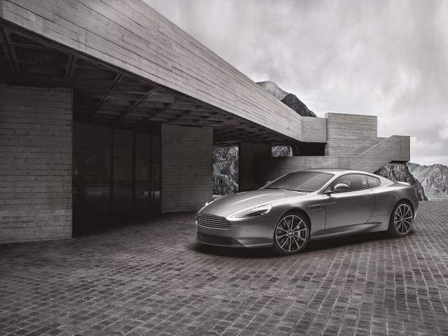 DB9 GTボンド・エディション